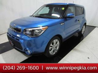Used 2016 Kia Soul EX *Always Owned In MB!* for sale in Winnipeg, MB