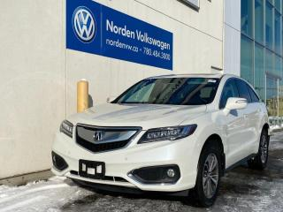 Used 2017 Acura RDX elite pkg for sale in Edmonton, AB