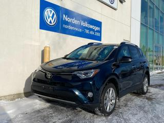 Used 2017 Toyota RAV4 LIMITED 4WD - FULLY LOADED for sale in Edmonton, AB