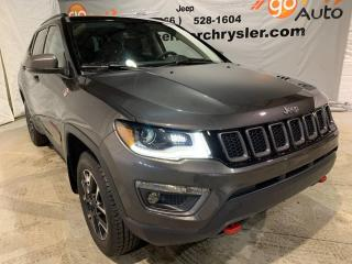 New 2021 Jeep Compass Trailhawk Elite for sale in Peace River, AB