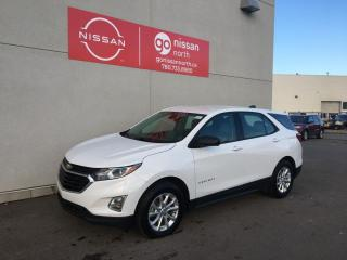 Used 2018 Chevrolet Equinox LS for sale in Edmonton, AB