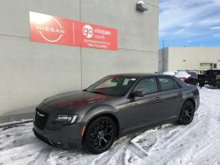 Used 2019 Chrysler 300 300S / Leather / 8.4 Inch Touch Screen / LOADED / AWD for sale in Edmonton, AB