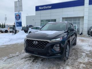 Used 2019 Hyundai Santa Fe PREFAWD/BLUELINK/HEATED SEATS/POWER SEATS/HEATED STEERING for sale in Edmonton, AB