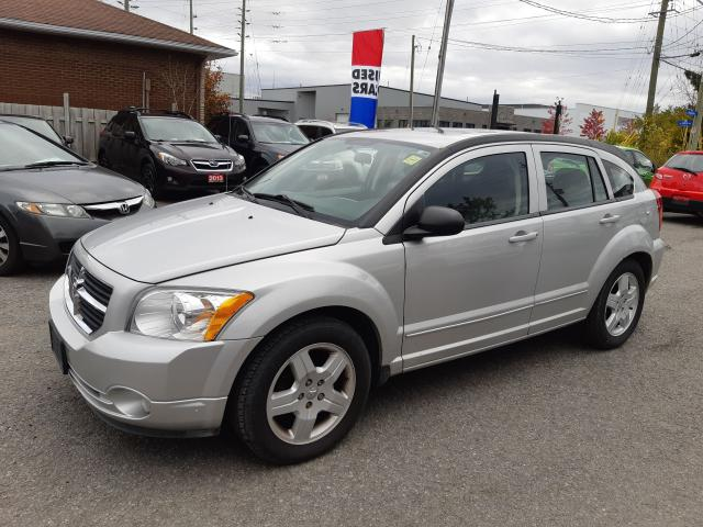 2009 Dodge Caliber SXT, AUTO, SUNROOF, BLUETOOTH, 117 KM
