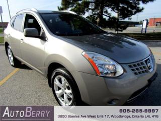 Used 2009 Nissan Rogue SL AWD for sale in Woodbridge, ON