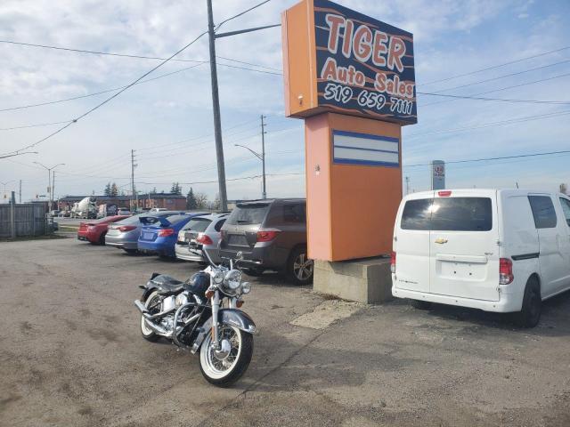 2008 Harley-Davidson Heritage Softail Classic FLSTC**GREAT SHAPE*LIGHT DAMAGE**AS IS