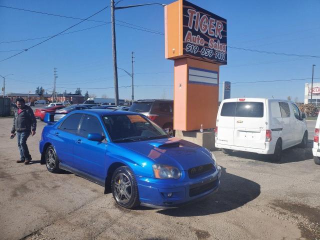 2004 Subaru Impreza WRX*TURBO*AWD*ONLY 119KMS**CERTIFIED