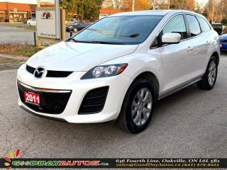 Used 2011 Mazda CX-7 GS|LOW KM|NO ACCIDENT|SUNROOF|AWD|BT|CERTIFIED for sale in Oakville, ON
