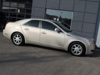 Used 2008 Cadillac CTS AWD PANOROOF LEATHER ALLOYS BOSE STEREO for sale in Toronto, ON