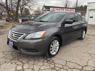 Used 2013 Nissan Sentra SV/Automatic/Sunroof/4 Cylinder/AS IS Special for sale in Scarborough, ON