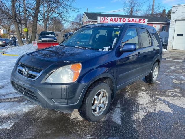 2003 Honda CR-V EX/Automatic/AWD/4 Cylinder/AS IS Special