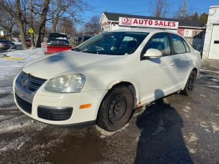 Used 2008 Volkswagen Jetta Trendline/Automatic/4 Cylinder/AS IS Special for sale in Scarborough, ON