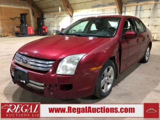 Used 2006 Ford Fusion SE 4D Sedan for sale in Calgary, AB