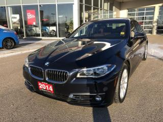Used 2014 BMW 5 Series 550i xDrive Accident Free! for sale in Winnipeg, MB