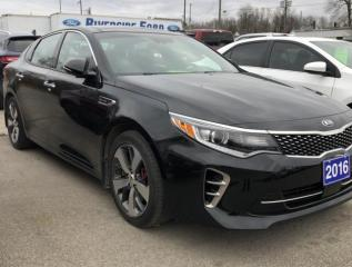 Used 2016 Kia Optima for sale in Brockville, ON