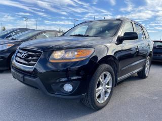 Used 2011 Hyundai Santa Fe AWD 4dr V6 Auto GL Sport for sale in Kingston, ON