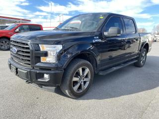 Used 2017 Ford F-150 XLT - 4x4, 5.0L V8, HEATED LEATHER SEATS for sale in Kingston, ON