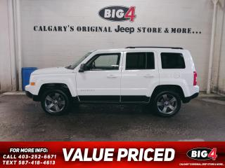Used 2015 Jeep Patriot Sport High Altitude 4WD for sale in Calgary, AB