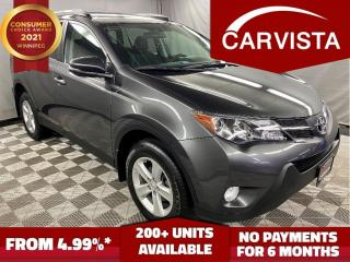 Used 2014 Toyota RAV4 XLE AWD - NAV/SUNROOF/REV CAM/HEATED SEATS for sale in Winnipeg, MB