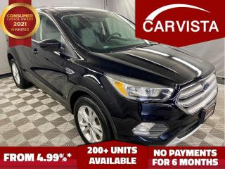 Used 2017 Ford Escape SE 4WD -NO ACCIDENTS/BACK UP CAM/ for sale in Winnipeg, MB