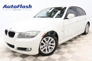 Used 2009 BMW 3 Series X-DRIVE *TOIT/ROOF *CRUISE *A/C *SIEGES-CHAUFFANTS for sale in Saint-Hubert, QC