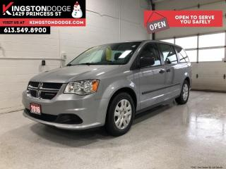 Used 2016 Dodge Grand Caravan Canada Value Package   CVP for sale in Kingston, ON