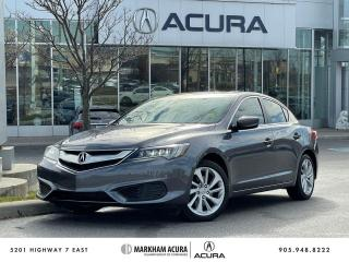 Used 2017 Acura ILX Premium 8DCT for sale in Markham, ON