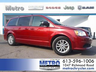 Used 2015 Dodge Grand Caravan SXT DVD STOW N GO for sale in Ottawa, ON