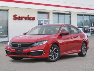 New 2021 Honda Civic EX for sale in Brandon, MB