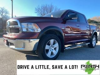 Used 2018 RAM 1500 SLT | Bucket Seats | Power Rear Window | 8.4
