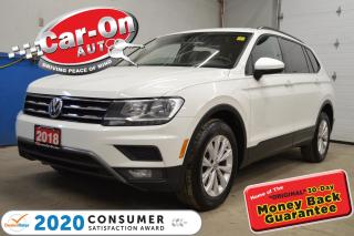 Used 2018 Volkswagen Tiguan 4MOTION COMFORTLINE w/ 3rd ROW SEAT for sale in Ottawa, ON