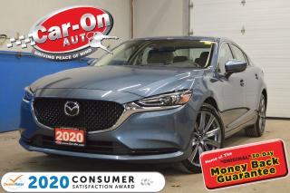 Used 2020 Mazda MAZDA6 GS-L LEATHER for sale in Ottawa, ON