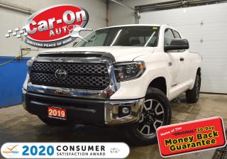 Used 2019 Toyota Tundra TRD OFF ROAD | NAVIGATION for sale in Ottawa, ON