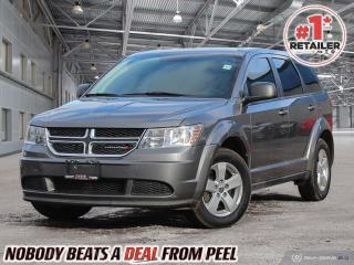 Used 2013 Dodge Journey CVP/SE Plus for sale in Mississauga, ON