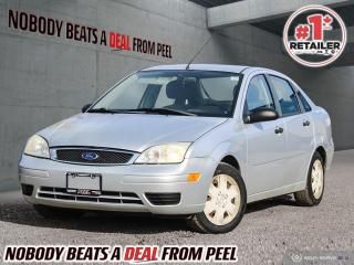 Used 2006 Ford Focus 4dr Sdn ZX4 SE for sale in Mississauga, ON