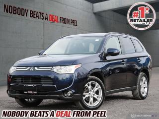 Used 2014 Mitsubishi Outlander 4WD 4dr SE for sale in Mississauga, ON
