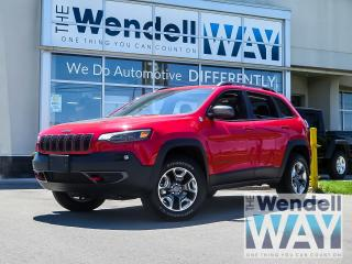 Used 2019 Jeep Cherokee Trailhawk L Plus for sale in Kitchener, ON