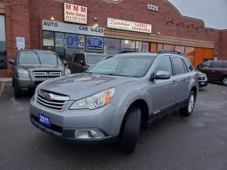 Used 2011 Subaru Outback 4dr Wgn H6 Auto 3.6R Prem Pwr Moon for sale in Scarborough, ON