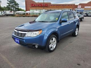 Used 2010 Subaru Forester 5dr Wgn Auto 2.5X Limited for sale in Scarborough, ON