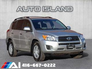Used 2009 Toyota RAV4 4WD**AUTOMATIC**PWR GROUP for sale in North York, ON