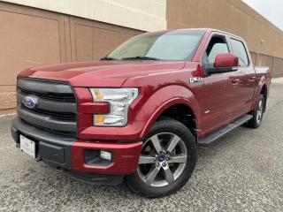 Used 2015 Ford F-150 4WD SuperCrew 145