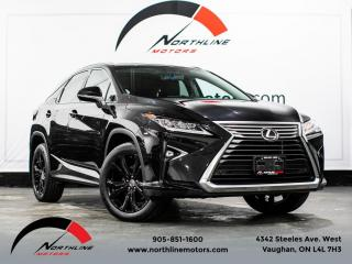 Used 2016 Lexus RX 350 Luxury Pkg|Navigation|Camera|Heated Vented Leather for sale in Vaughan, ON