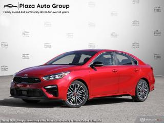 New 2021 Kia Forte GT DCT for sale in Orillia, ON