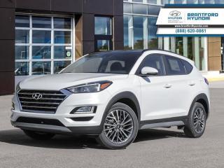 New 2021 Hyundai Tucson 2.4L Luxury AWD  - $201 B/W for sale in Brantford, ON