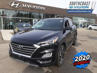 New 2020 Hyundai Tucson Ultimate  - Leather Seats - $256 B/W for sale in Simcoe, ON