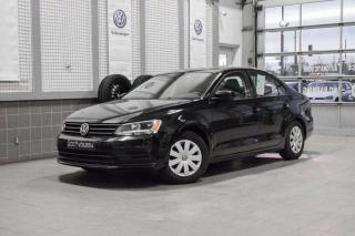 Used 2017 Volkswagen Jetta TRENDLINE+ for sale in Lasalle, QC