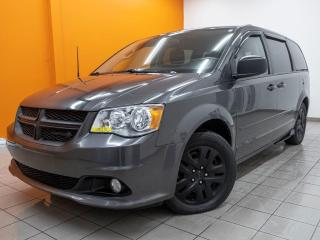 Used 2016 Dodge Grand Caravan SXT CLIMAT MULTI ZONES BLUETOOTH *STOW N GO* for sale in St-Jérôme, QC