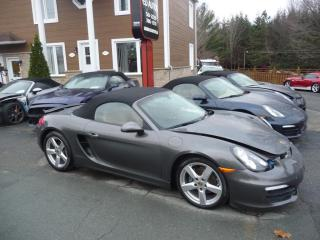 Used 2015 Porsche Boxster 2Dr Roadster for sale in Ste-Marie, QC
