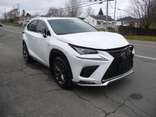 Used 2020 Lexus NX NX 300 F-SPORT for sale in Ste-Marie, QC