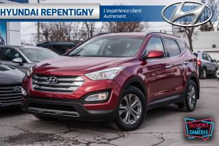 Used 2014 Hyundai Santa Fe Sport AWD 4DR 2.0T PREMIUM for sale in Repentigny, QC